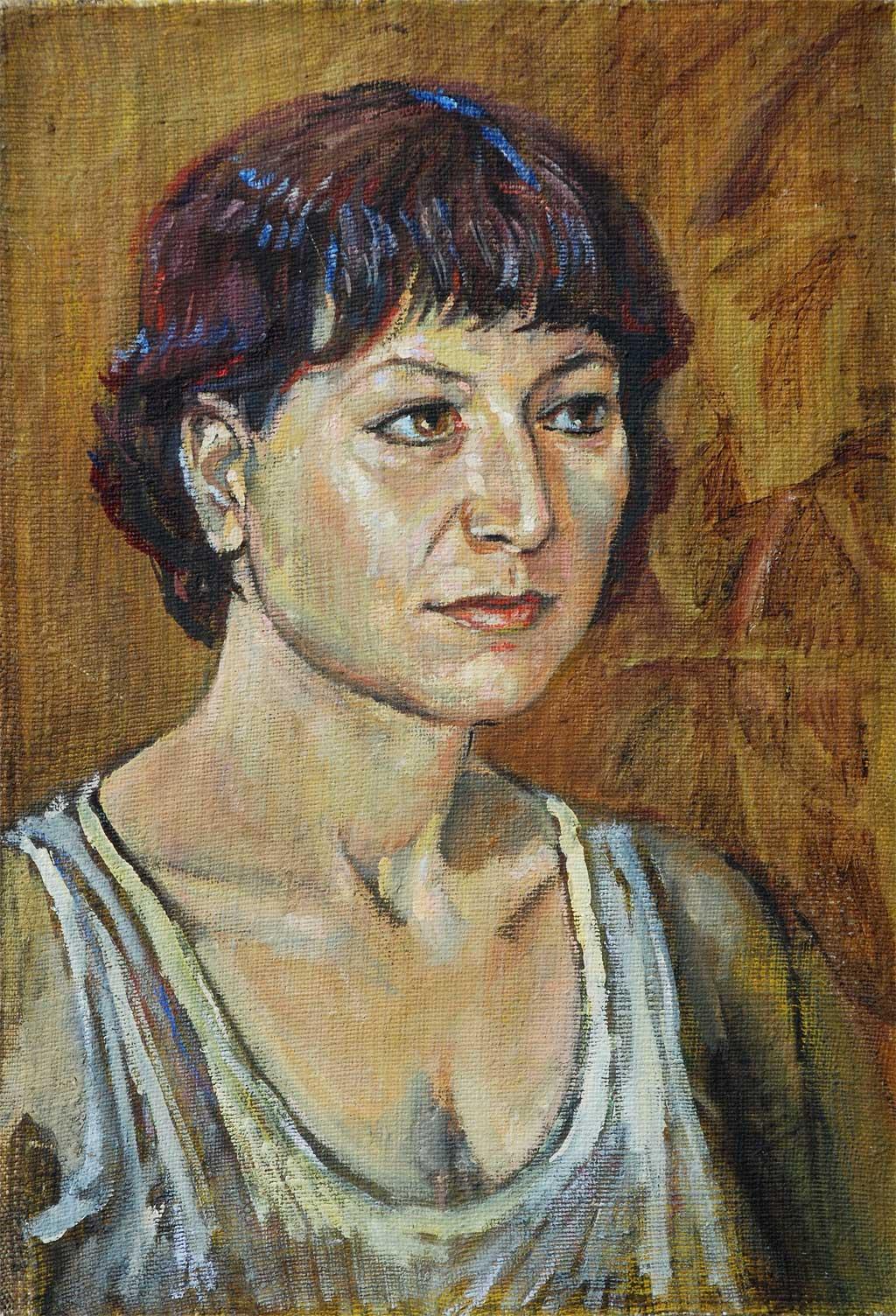 портрет Нади