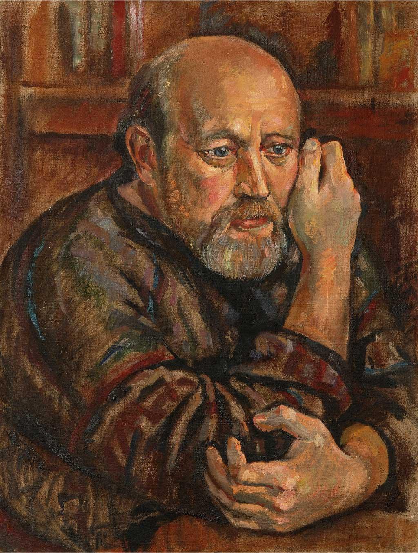 Портрет В. Брякова