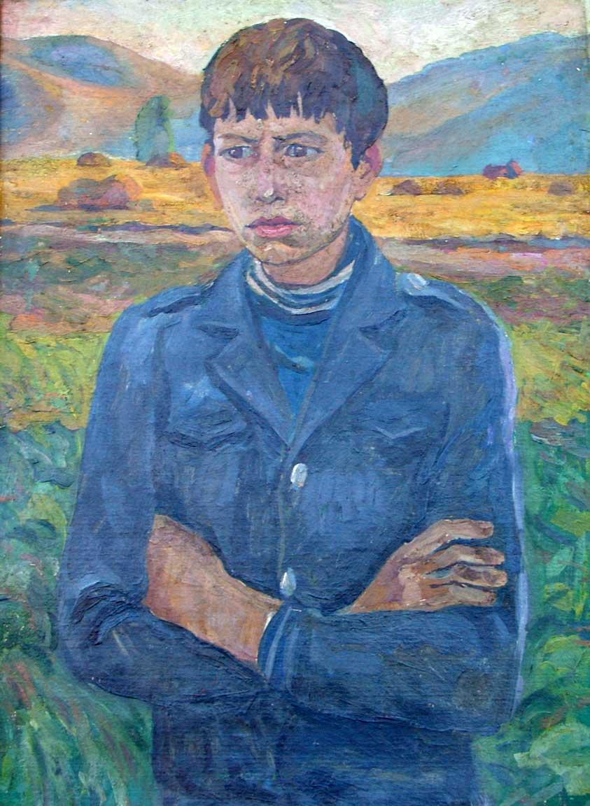 Штурвальный Емельянинко