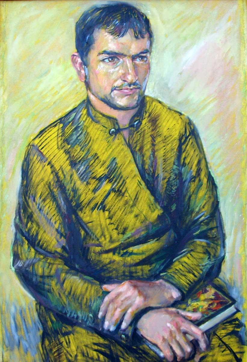 Миссионер Сергей Зенкин