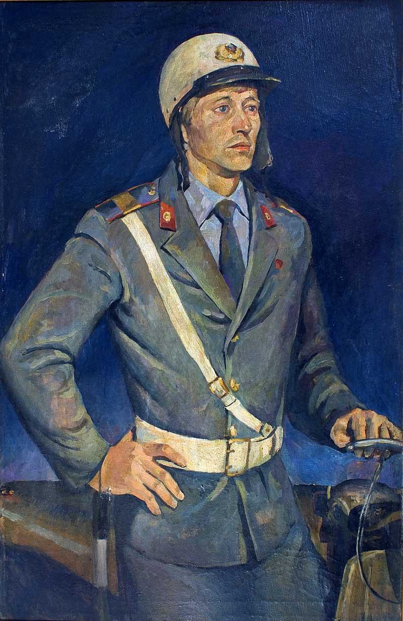 Инспектор ГАЙ Иванов